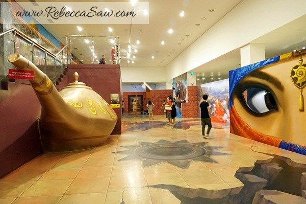 Alive Museum Jeju Island - rebeccasawblog-039