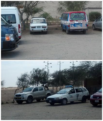 페루의 자동차들