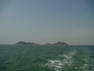 064 Uitzicht richting Sha Shau