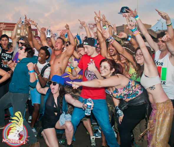 MAD DECENT BLOCK PARTY IN MICHIGAN