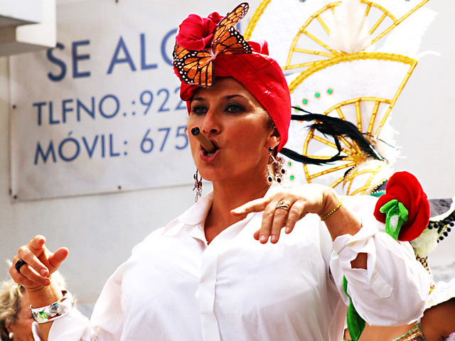 Cuban Dancer, Tenerife