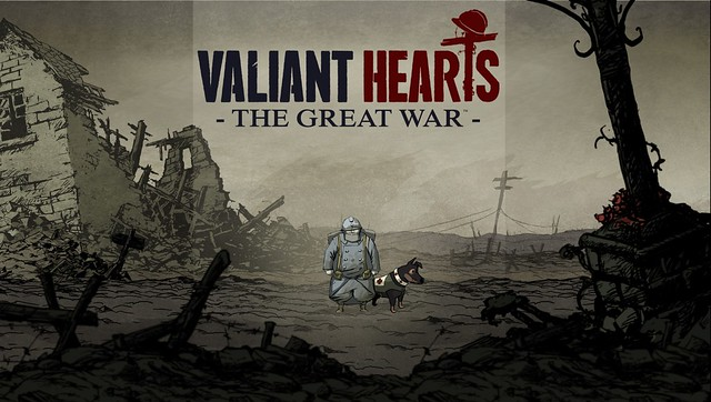 Valiant Hearts Revealed, 01
