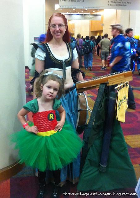 Apryl Knight & Robin - Gen Con 2013