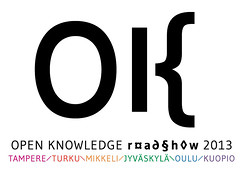 Open Knowledge Roadshow -kiertue