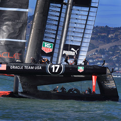 America's Cup Finals, Sep 2013