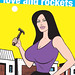 Love and Rockets: New Stories #6 by Gilbert & Jaime Hernandez