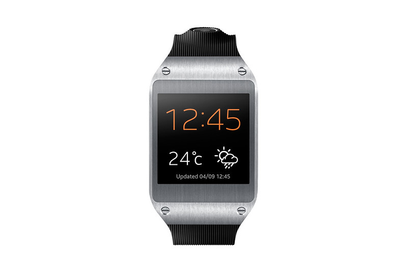 Samsung Galaxy Gear (Jet Black)