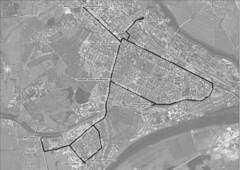 kolomna tram map 2013