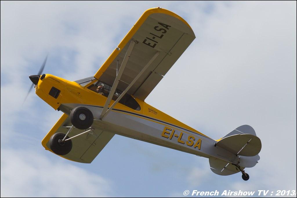 Carbon Cub SS EI-LSA , Meribel Air Show 2013