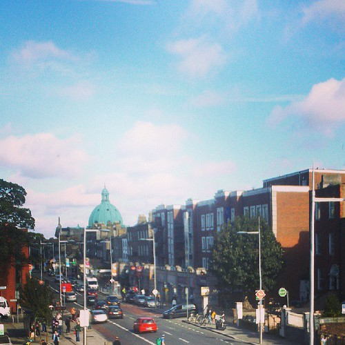 Lovely day in the village #Rathmines #OpenHouseDublin