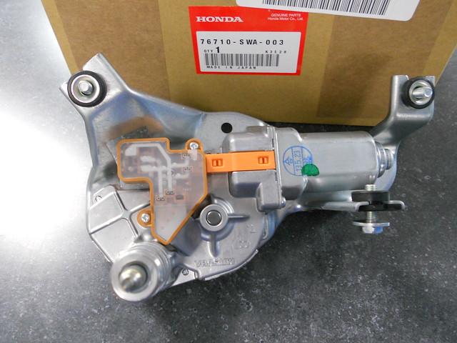 Genuine OEM Honda CR-V Rear Tailgate Windshield Wiper Arm 2007-2011