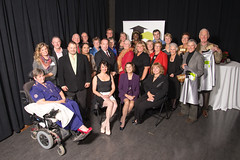 2013 Grant Recipients, Heroes of the Homeless and SHHS Board of Directors