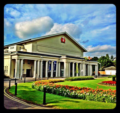 DeMontfort Hall, Leicester#Leicester#demontforthall#camera+ by davidearlgray