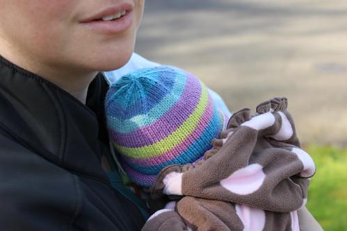 newborn baby hat 1