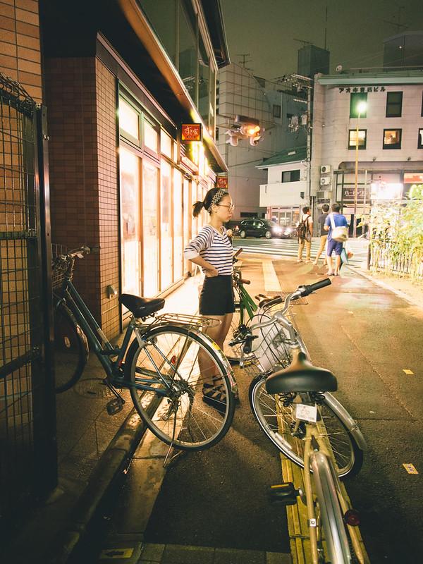 烏丸丸太町  京都單車旅遊攻略 - 夜篇 10509709223 f531004287 c