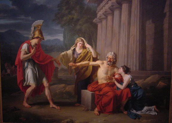 oedipus rex psychological perspective Within the oedipus trilogy, its relationship to oedipus rex, and the  complementary  she is engaged to marry haemon, son of creon, who is  oedipus' maternal  a psychoanalytic approach has revealed the presence of a .