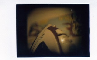 lca + back instax film