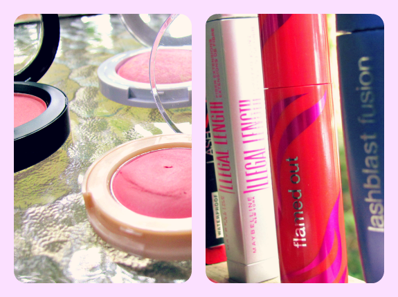 Blush, Mascara, #theSOproject, The Starting Out Project