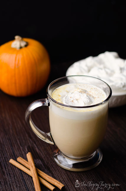 pumpkin-drink-recipes