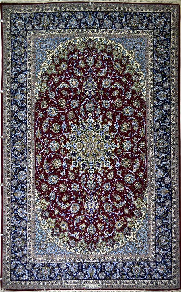 Isfahan 6 metri silk 2