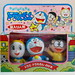 Family Ninohe – Vintage Doraemon (ドラえもん) Squeaky Doll Set – Box Art by My Toy Museum