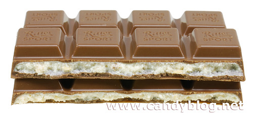 Ritter Sport Winter Edition Coconut Macaroon