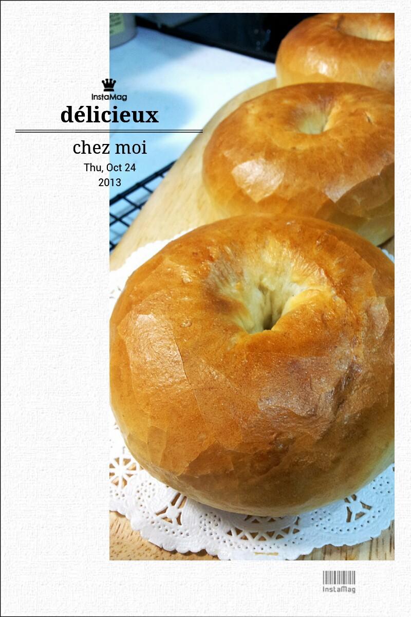 白神直接法bagel