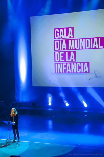 Gala Dia Mundial Infancia Fundacion SOS en el Liceo BCN