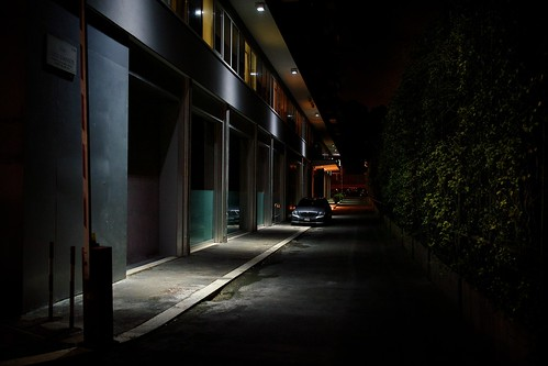 "276/365 - ""Night Walking"" nr.3 by Luca Rossini"