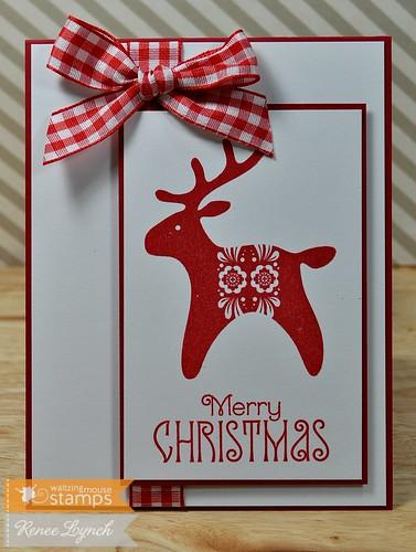 Waltzingmouse Folk Art Christmas