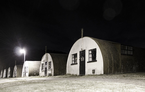 Night huts