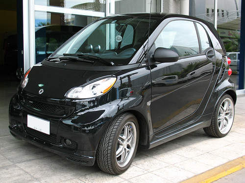 Smart ForTwo Brabus 2010