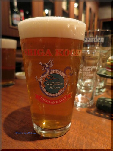 Photo:2013-10-30_ハンバーガーログブック_【参宮橋】Bar Shanks スモーキーなバーガーにクラフトビールを堪能!-04 By:logtaka