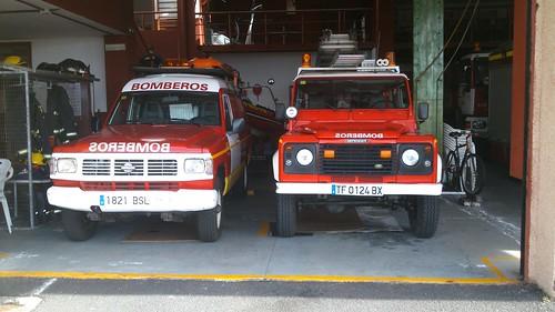Bomberos de Canarias. 11345257494_df071e0de7