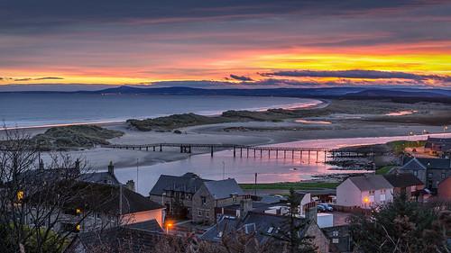 sunrise dawn morninglight wintersolstice lossiemouth lossiemoutheastbeach lossiemouthsunrise