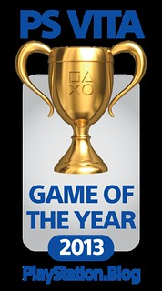 PlayStation Blog Game of the Year Awards 2013: PS Vita GOTY Gold
