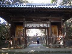 牛窓神社の門 by wishigrow