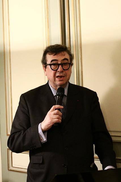 Denis Mollat, Cercle de la Librairie