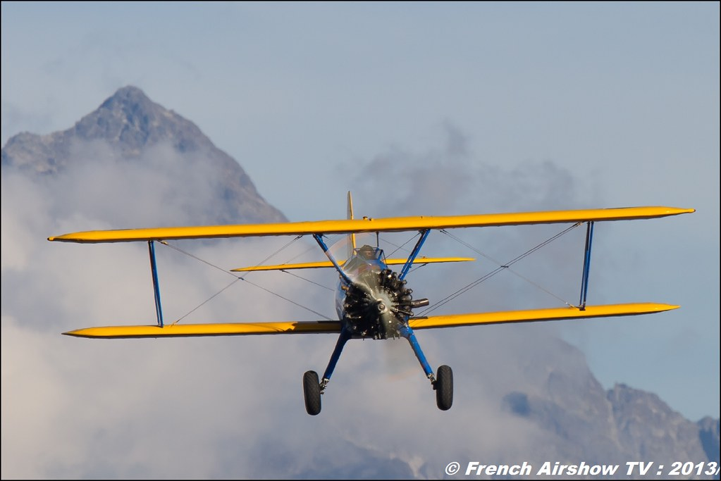 PT-17 Stearman.fr a Coupe Icare2013