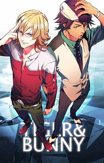Tiger & Bunny - Tiger and Bunny