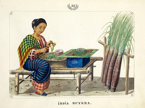 020-INDIA BUYERA-Vistas de las Yslas Filipinas y Trages…1847-J.H. Lozano- Biblioteca Digital Hispánica