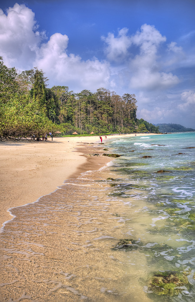 how to get to andaman and nicobar islands