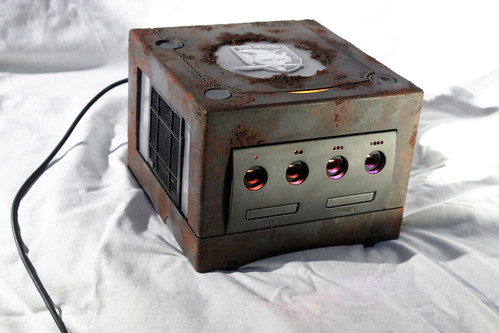 Gamecube - Fox Hound - Metal Gear Solid Inspiration Premium Package