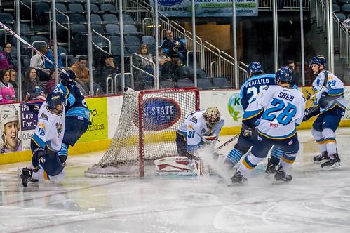 Icemen vs. Toledo