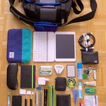 Whats In My Bag 15 Feb 2014 Timbuk2 Custom XS All Wool