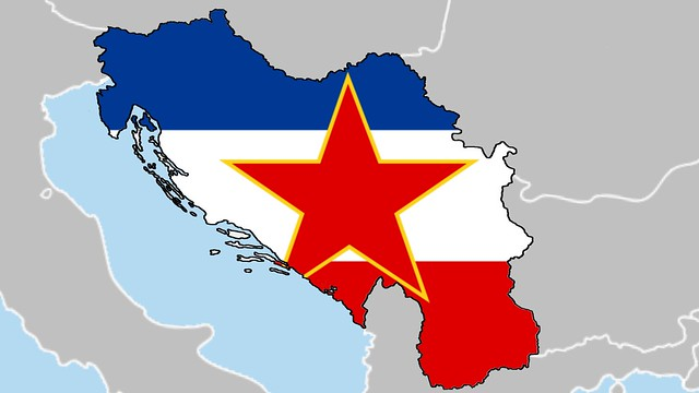 Header of Yugoslavia