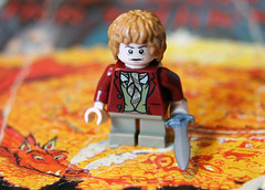 LEGO Hobbit 79000: Riddles for the Ring