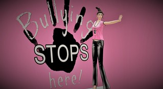 - BULLYING STOPS HERE! -