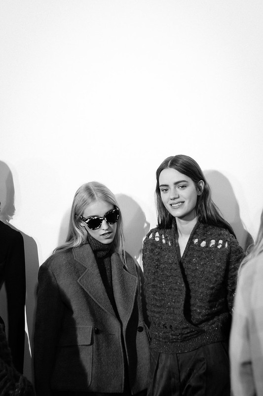 TUUKKA13 - PFW - DAMIR DOMA WOMEN'S AW14 BACKSTAGE MOODS - (12 of 17)