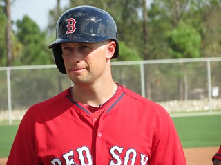 Daniel Nava - Red Sox